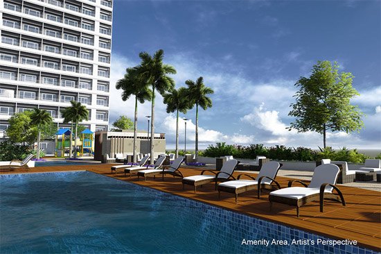 View Residences in EDSA Guadalupe Makati City by SMDC